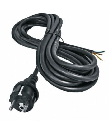 Napájecí přívodní kabel  3x1,5 mm pro čerpadla - 5 m