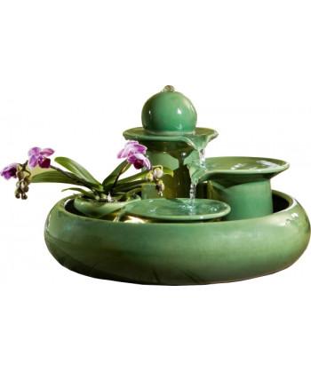 Keramická fontána SELIGER LOCARNO GREEN